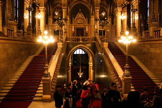Budapest, House of Parliament, by Bojan Beloica