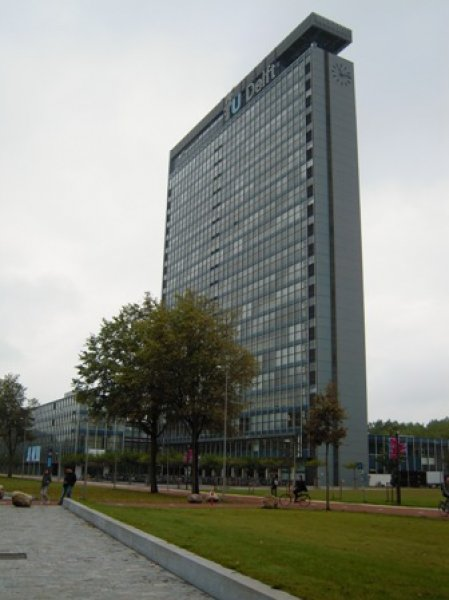 TU Delft: Administrative offices