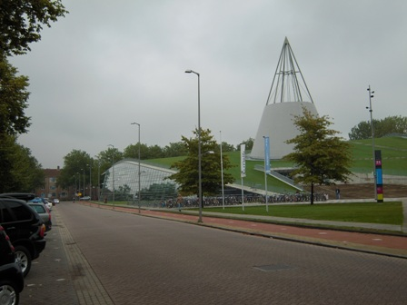 TU Delft: Central Library