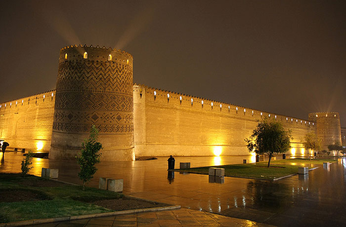 Arg of Karim Khan, Shiraz By Mansour Ahmadi
