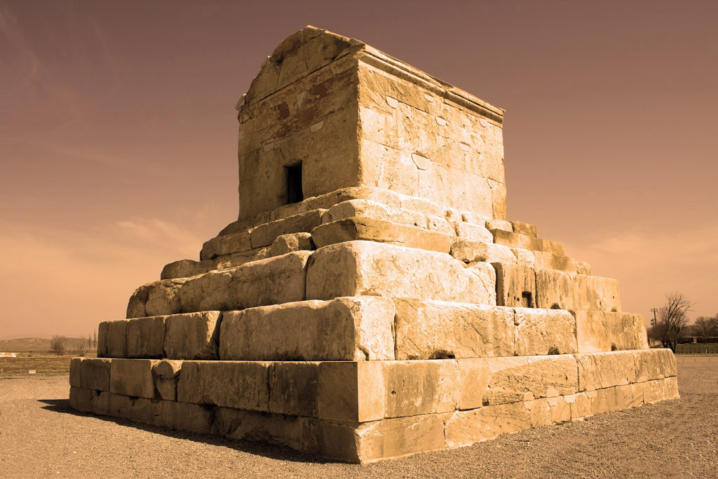 Tomb of Cyrus the Great of persia, 135 km of Shiraz by Mansour Ahmadi